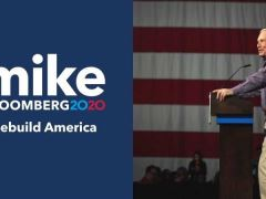 Mike Bloomberg's Official 2020 Presidential Campaign Announcement