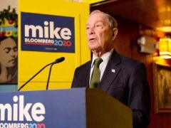 Mike Bloomberg Campaign Rally in Phoenix, Arizona