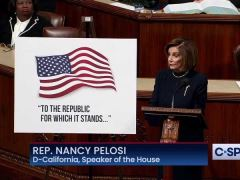 Nancy Pelosi Speech Opening House Impeachment Debate