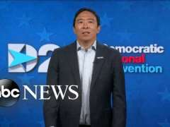 Andrew Yang 2020 DNC Convention Speech