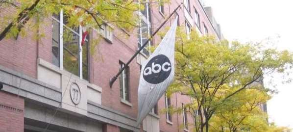 ABC News headquarters in New York City.